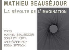 Publication Mathieu Beauséjour
